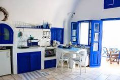 santorini interior design - Google Search