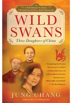 Through this portrait of her family, Judy Chang paints a picture of mid-20th-century China, the suffering of its people and the resilience of women everywhere. #booksthatdefinedgeneration