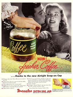 Thanks to the new airtight snap-on top. 1947