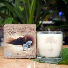 Kenny Chesney candles