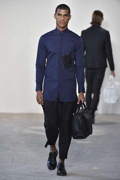 Male Fashion Trends: Loris Diran Fall-Winter 2017 - New York Fashion Week Men's