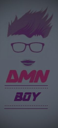 My new Logo ... DMN BOY