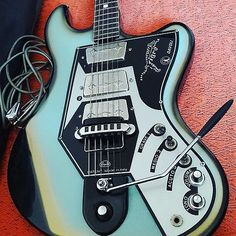 Vintage Guitar always offers the most intriguing info on several various kinds of old instruments, the great firms whom developed all of them. vintage guitars for sale Vintage Guitars For Sale, Vintage Electric Guitars, Unique Guitars, Custom Guitars, Guitar Images, Guitar Collection, Guitar Tips, Guitar Lessons, Beautiful Guitars