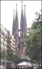 Temple de la Sagrada Familia, Credit: Legal Notice