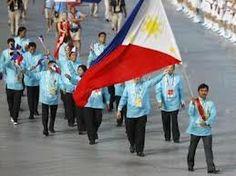 Beijing Olympics 2008, Philippines, Filipino team.