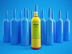 Resultado de imagen de diseño packaging vino pinterest