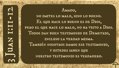 3 Juan 1:11-12