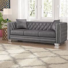 You'll love the Creekside Chesterfield Sofa at Wayfair - Great Deals on all Furniture products with Free Shipping on most stuff, even the big stuff.