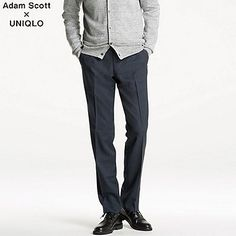 Find the perfect pair of men's pants: comfortable and crafted for  day-to-day wear. UNIQLO US.