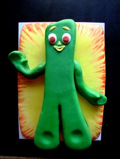 Gumby cake