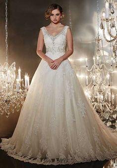 Christina Wu Brides 15542 Wedding Dress photo