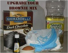 Upgrade Your Brownie Mix:  Make Bakery Style Brownies in Minutes