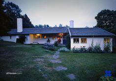 Erik Gunnar Asplund / Summerhouse, Stennäs, 1937