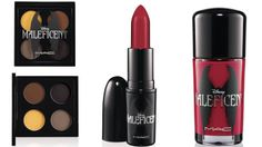 MAC Maleficent Collection - Angelina Jolie Maleficent MAC - Harper's BAZAAR Magazine
