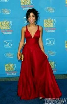 Awesome vanessa hudgens red dress high school musical 2018/2019 Check more at http://24myfashion.com/2016/vanessa-hudgens-red-dress-high-school-musical-20182019/