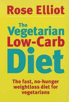 The Vegetarian Low-Carb Diet: The Fast, No-hunger Weight Loss Diet for Vegetarians http://www.skinnymefat.com