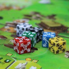 Das Auge spielt mit. #RiseToNobility #brettspiel #brettspiele #fb #boardgame #boardgames