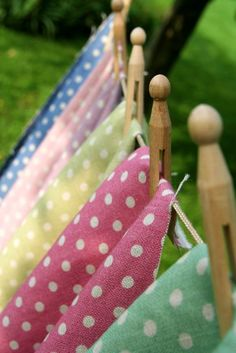 polka dot linen |Pinned from PinTo for iPad|