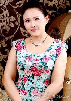 só mulheres lindas: a mulher Baoning de Guilin