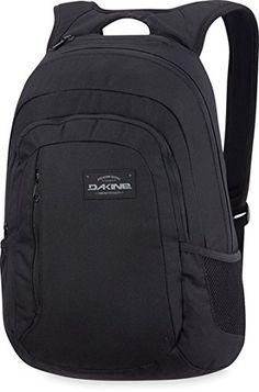Dakine Factor Backpack, 20-Liter, Black