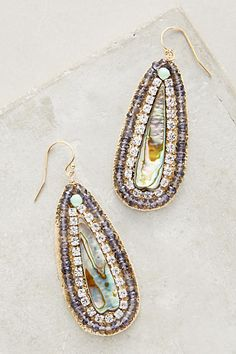 Obscura Drops - anthropologie.com