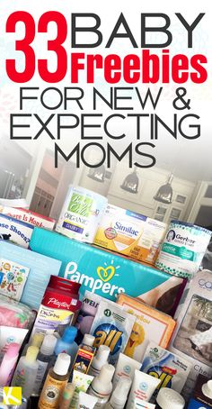33 Baby Freebies for New