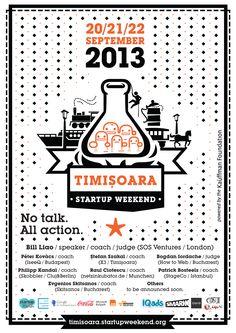 Startup Weekend Timisoara 20-22 septembrie