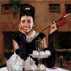 Pavlínka Audrey