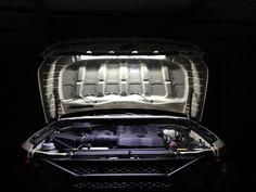 Engine Compartment Light (E.C.L.) KIT - Toyota FJ Cruiser