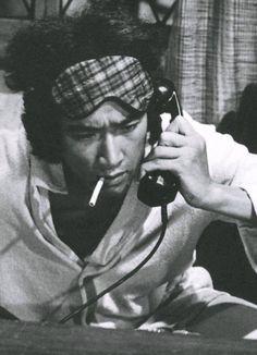 探偵物語 A Silent Voice, Tough Guy, Old Tv Shows, Japanese Men, Character Costumes, Poses, Vintage Movies, Favorite Tv Shows, Movie Stars