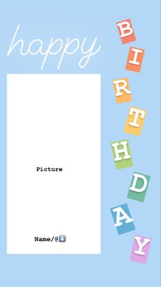 Instagram Background, Text Background, Birthday Background, Creative Instagram Stories, Instagram Story Ideas, Instagram Frame Template, Sms Language, Birthday Template, Birthday Frames