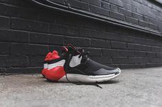 921e05687 Y-3 Boost QR - Black   Roundel Red High Fashion Men