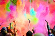 Color Me Rad - most fun I've had in awhile. can't wait to do it again! :)