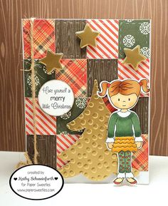 Stamps At Play: Paper Sweeties August Release Rewind