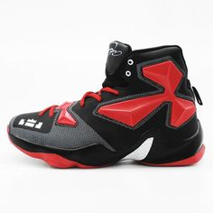 Men's High Quality Sneakers White Black Basketball Boots Outdoor Basketball Shoes #FBS2000B