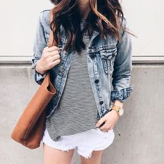 Street Style Looks Your Wardrobe Needs This Spring Casual Outfits, Cute Outfits, Fashion Outfits, Teen Outfits, Spring Work Outfits, Vogue, Fancy, Mode Style, Spring Summer Fashion