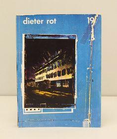 Dieter Roth: Gesammelte Werke, band 19