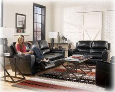Ledger DuraBlend Motion Sofa & Loveseat at Extreme Value Furniture