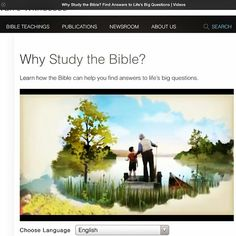 Why you should study the Bible video