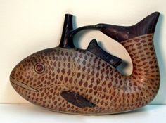 AD 200-500  Nasca; South Coast, Peru  Ceramic