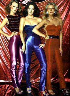 charlies angels roller disco | SAISONS 2 ET 3 (1977/1978/1979)
