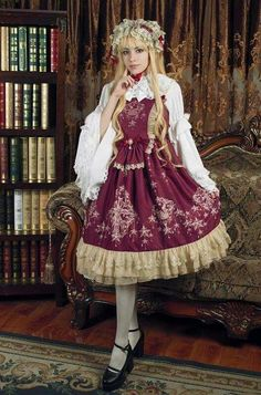 Beautiful Lolita / Dolly Kei outfit