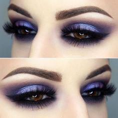 smokey+eyes