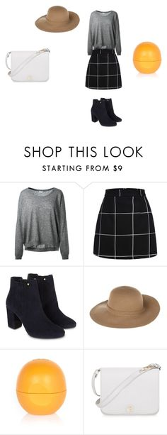 """""""A walk through NYC"""" by grace-dxvii on Polyvore featuring Leetha, Monsoon, Armani Jeans, River Island and Furla"""
