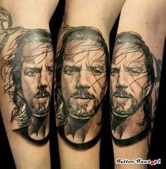Eddie Vedder Tattoo