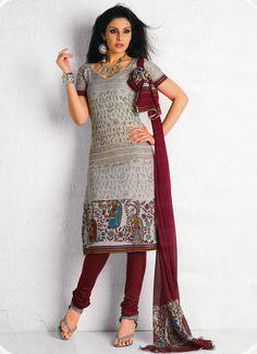 Warli Printed Salwar Suit