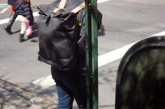 Brooks England Pickwick I Roll Top Bag I Cycling Bag I Rucksack I wasserabweisende Baumwolle I