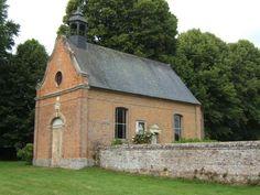 AUFFAY - La Chapelle du Château de Bosmelet, qui accueille en saison concerts et événements culturels