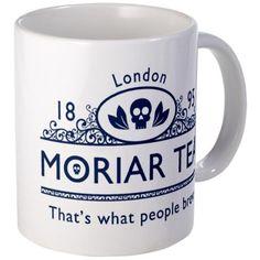 MoriarTea New Mug