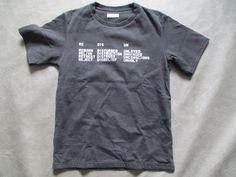 Number (N)Ine Shortsleeved Sweatshirt Size S $350 - Grailed